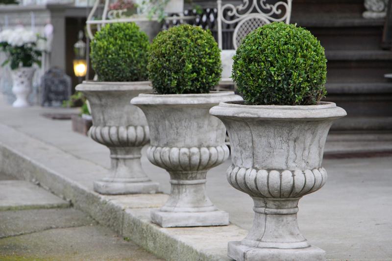 gartenaccessoires landhausstil – motelindio, Gartenarbeit ideen