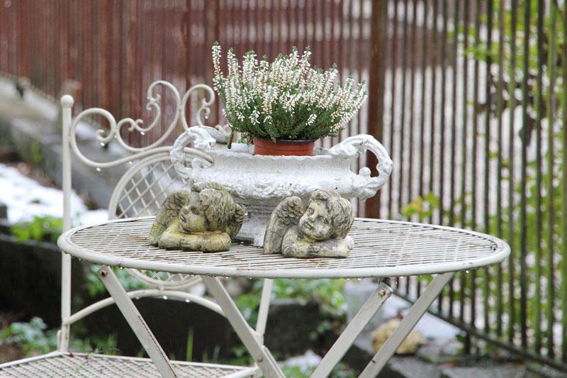 gartenaccessoires landhausstil – controng, Gartenarbeit ideen