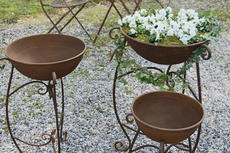 gartenaccessoires landhausstil – motelindio, Garten ideen