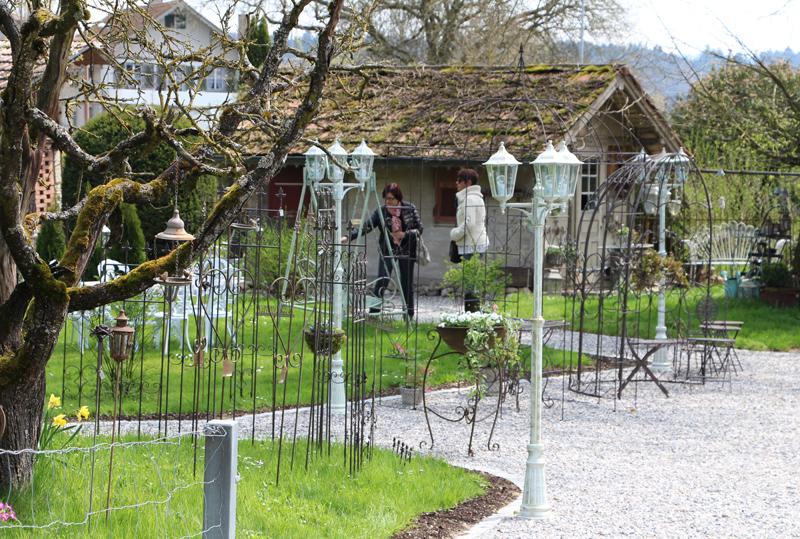 frühlingsausstellung 2015, landhaus charme, gartenaccessoires im, Gartenarbeit ideen